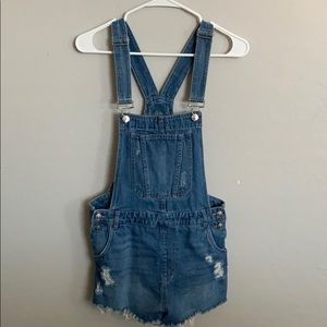 H&M Denim Overalls